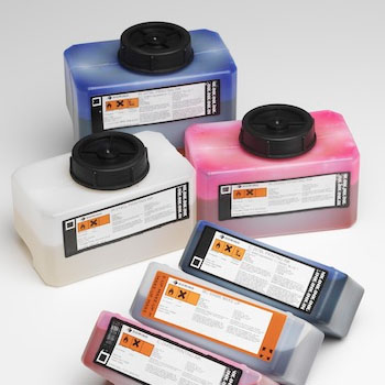Ink, make up, solvent for ink jet coders