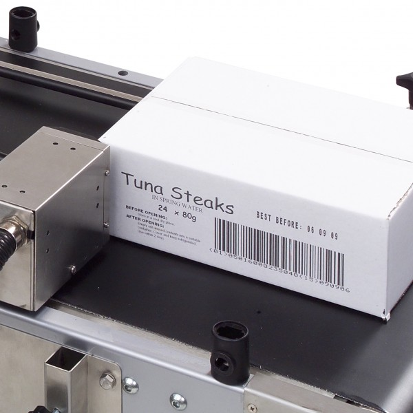Carton printing with bar-codes